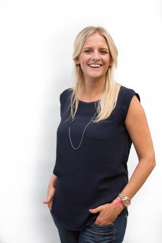 Elise de Boer, mede-oprichter van Atelier09