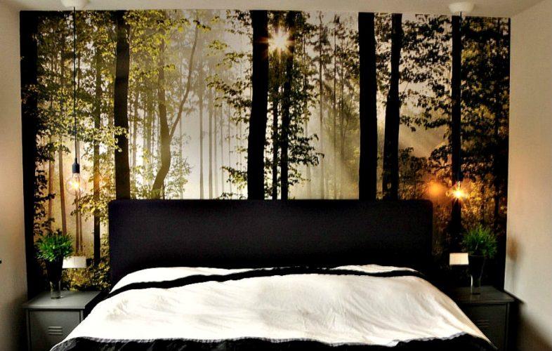 Slaapkamer van woning in Heiloo