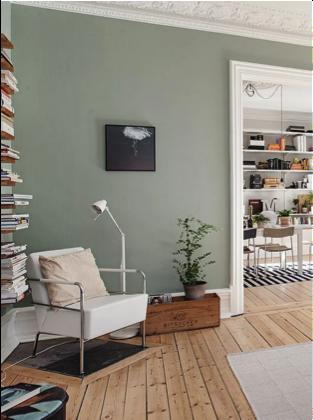 Hulp bij het kiezen van de juiste kleur op de muur atelier09 - Kleur van de muur kamer verf ...