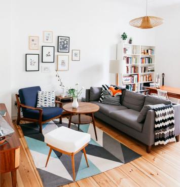 Tips voor het indelen van jouw woonkamer atelier09 Woonkamer indelen
