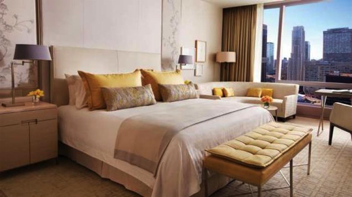 Creëer thuis een slaapkamer uit een luxe hotel! – Atelier09