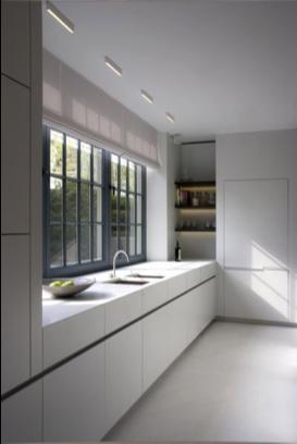 De juiste verlichting in de keuken – Atelier09