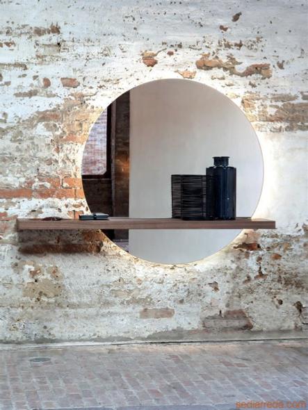 De juiste verlichting voor de badkamer atelier09 for Badkamerverlichting spiegel