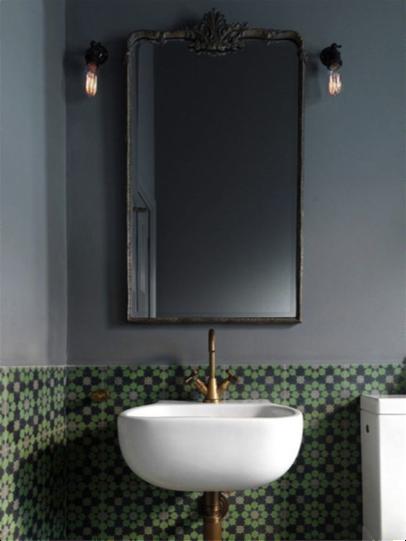 Badkamerverlichting wand