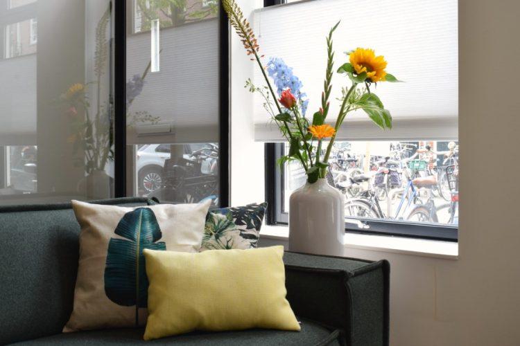 Mooie fleurige bos bloemen - Atelier09