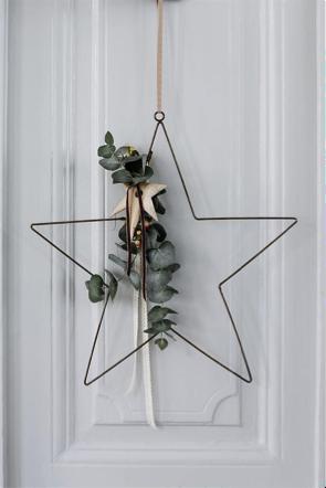 Kerstklaar ster