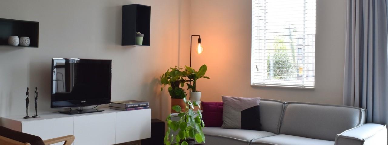 Lekker Scandinavische zithoek - Atelier09