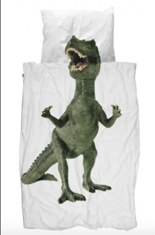 6 dekbedovertrekken dinosaurus