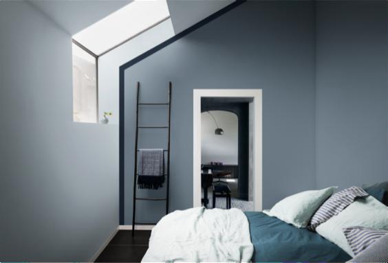 Interieurtips slaapkamer kleuren