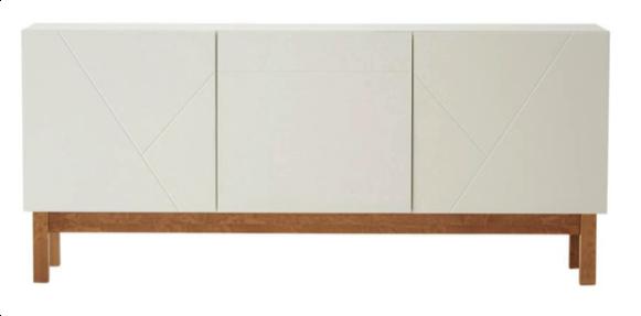Kasten wit dressoir