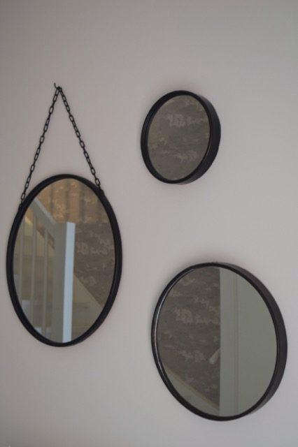 Spiegels in de hal - Atelier09