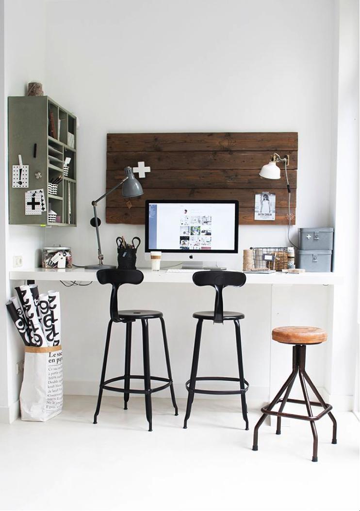 Tips voor een effectievere thuis werkplek