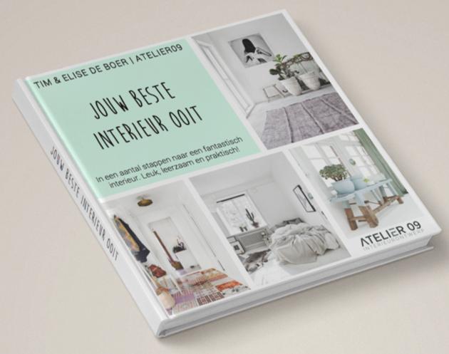 E-book: creëer zelf jouw beste interieur ooit