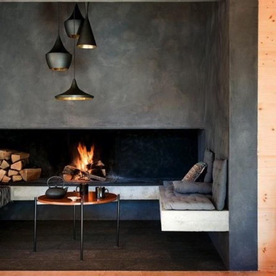 Inspiratie voor beton in huis