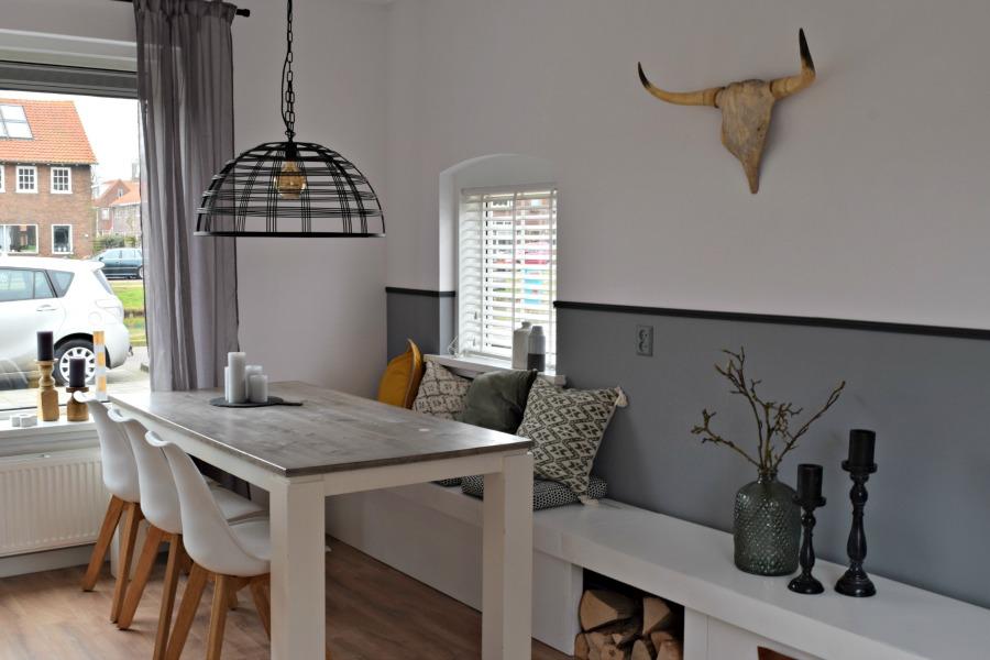 Toch nog een lekkere zithoek in de kleine woning - Atelier09