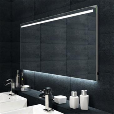 Badkamerverlichting spiegel