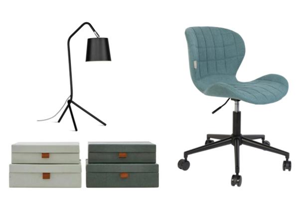 Drie onmisbare items voor je thuis werkplek.