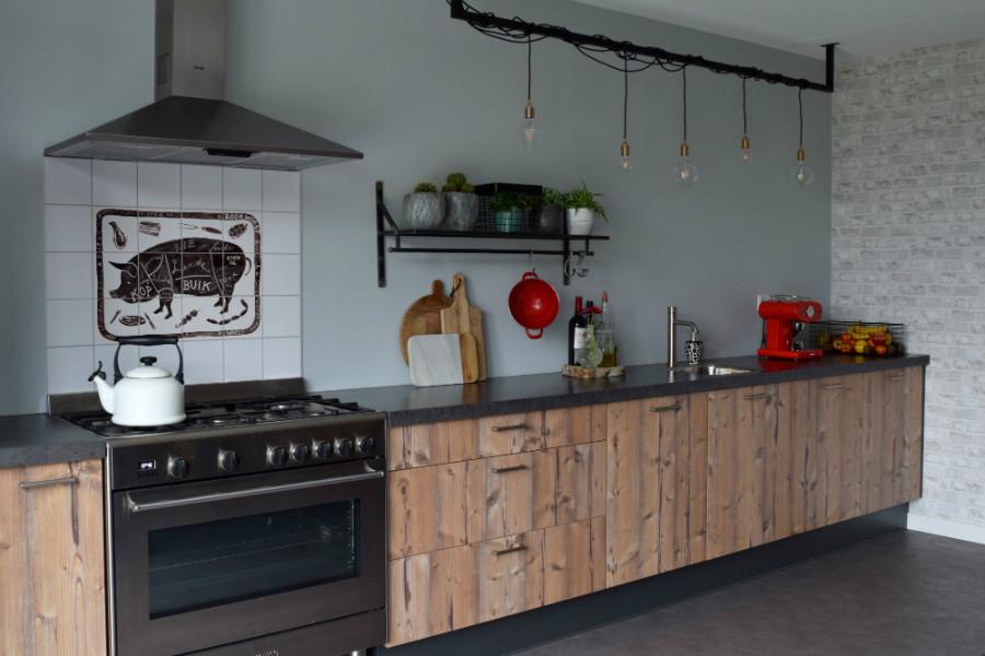 Budget Keuken Ridderkerk : Keuken opknappen met klein budget
