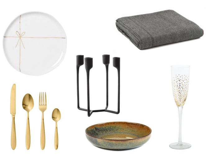 Producten voor de mooiste kersttafel